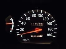 навигация приборной панели пульта автомобиля электронная Стоковые Изображения