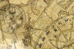 навигация Иллюстрация вектора