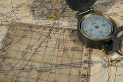 навигация стоковая фотография