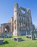 наводить фронта elgin собора восточный стоковая фотография