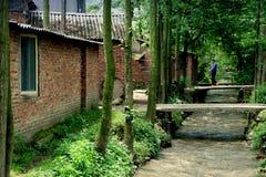 наводит камень pengzhou фарфора Стоковые Изображения RF