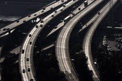 наводит скоростное шоссе Стоковое Фото