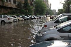 Наводнение Стоковые Изображения