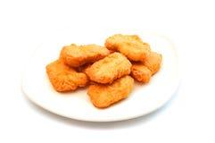 наггеты цыпленка стоковые фото
