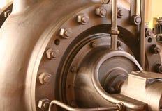 нагнетать тяжелого машинного оборудования Стоковое фото RF