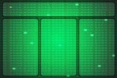 Наговор кодирует шаблон Стоковое Изображение RF