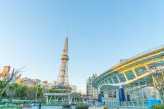 НАГОЯ, ЯПОНИЯ - 7-ОЕ ФЕВРАЛЯ: Оазис 21 в Нагое, Японии 7-ого февраля 201 Стоковые Изображения