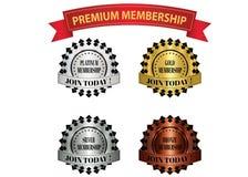 Наградные значки членства