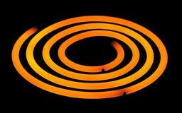 нагревательная плита элемента Стоковое фото RF
