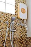 Нагреватель воды Стоковая Фотография
