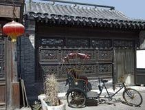 Наглядный пейзаж в Пекине Стоковые Фото