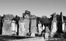 надгробные плиты Стоковые Изображения