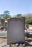 Надгробный камень в еврейском кладбище с звездой Дэвида и камня памяти стоковые фото
