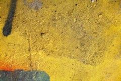 Надпись на стенах улицы Стоковая Фотография