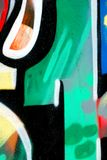 надпись на стенах элемента Стоковое Изображение