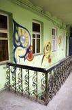 надпись на стенах 2 Стоковая Фотография RF