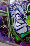 надпись на стенах Стоковая Фотография RF