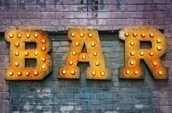 Шильдик Адвокатуры Надпись от больших писем металла стоковое изображение rf