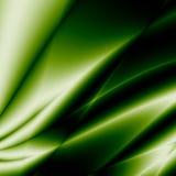 надувательство листьев зеленого цвета eco конструкции Бесплатная Иллюстрация