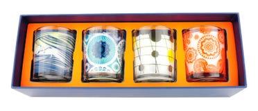 надушенные свечки коробки Стоковое Изображение RF