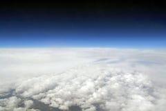 над воздушными pyrenees Стоковые Изображения RF