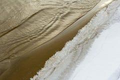 над зимой взятий Стоковые Изображения RF