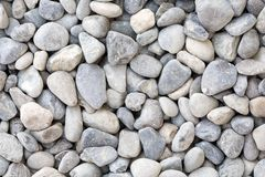 над как раз много камушков Стоковая Фотография RF