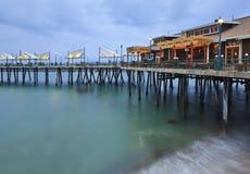 над козелком моря Стоковое фото RF