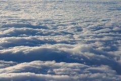 над облаками Стоковое фото RF