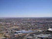 над El Paso Стоковые Фотографии RF