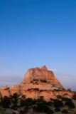 над zion восхода солнца стоковое фото rf