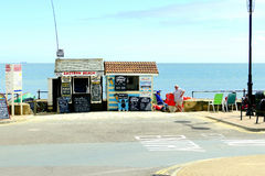 Наем 2 пляжей стоковые фотографии rf