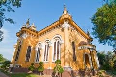 Назад католической церкви Иосиф святой Стоковая Фотография RF