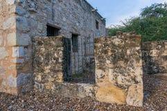 Назад Alamo Стоковое Изображение