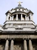 Наземные ориентиры Лондон: Старый уголовный суд Bailey Стоковая Фотография