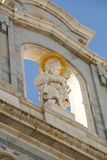 Наземный ориентир испанского языка Бургоса Cathedral Стоковая Фотография RF