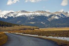 Назначение Колорадо Стоковое Изображение RF