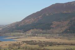 Назначения перемещения Великобритании района озера стоковые изображения rf