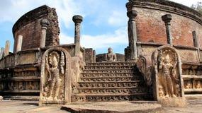 Наиболее высоко места буддизма старого исторического Стоковая Фотография RF