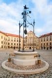 Наилучшим образом на квадрате дворца Стоковое Изображение RF