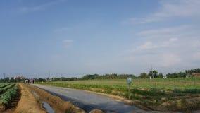 Найденная ферма потехи Стоковое Изображение