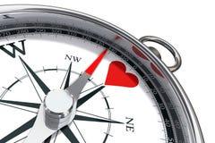 найдите как влюбленность к путю Стоковое Изображение