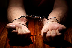 наказание злодеяния стоковые фотографии rf