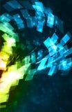 накалять абстрактной предпосылки цветастый Стоковая Фотография RF