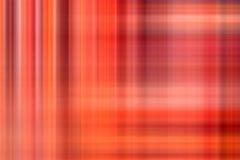 Накалять красная и желтая абстрактная нерезкость движения Стоковое Изображение