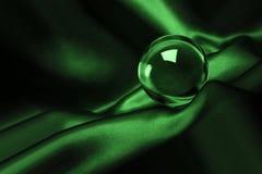 накалять кристалла шарика Стоковое Фото