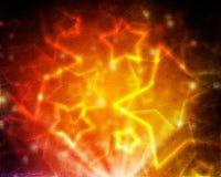 накаляя звезды бесплатная иллюстрация