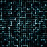 накаляя квадраты Стоковое Изображение