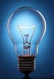 накаляя светильник Стоковые Изображения RF