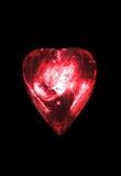 накаляя сердце Стоковая Фотография